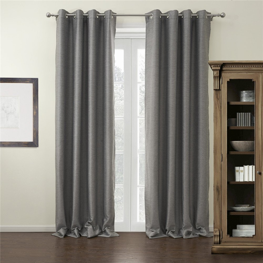 IYUEGO Curtain Grommet Blackout Draperies