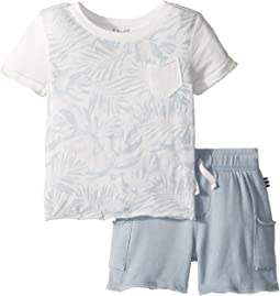 Splendid Littles Pocket Tee Set (Infant)