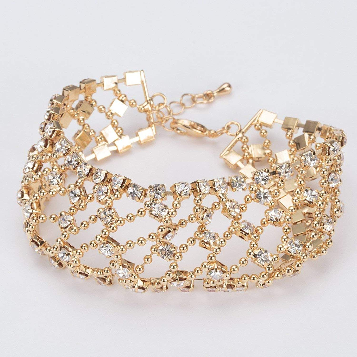 Zicue Stylish Charming Bracelet Exquisite Ornaments The Ring