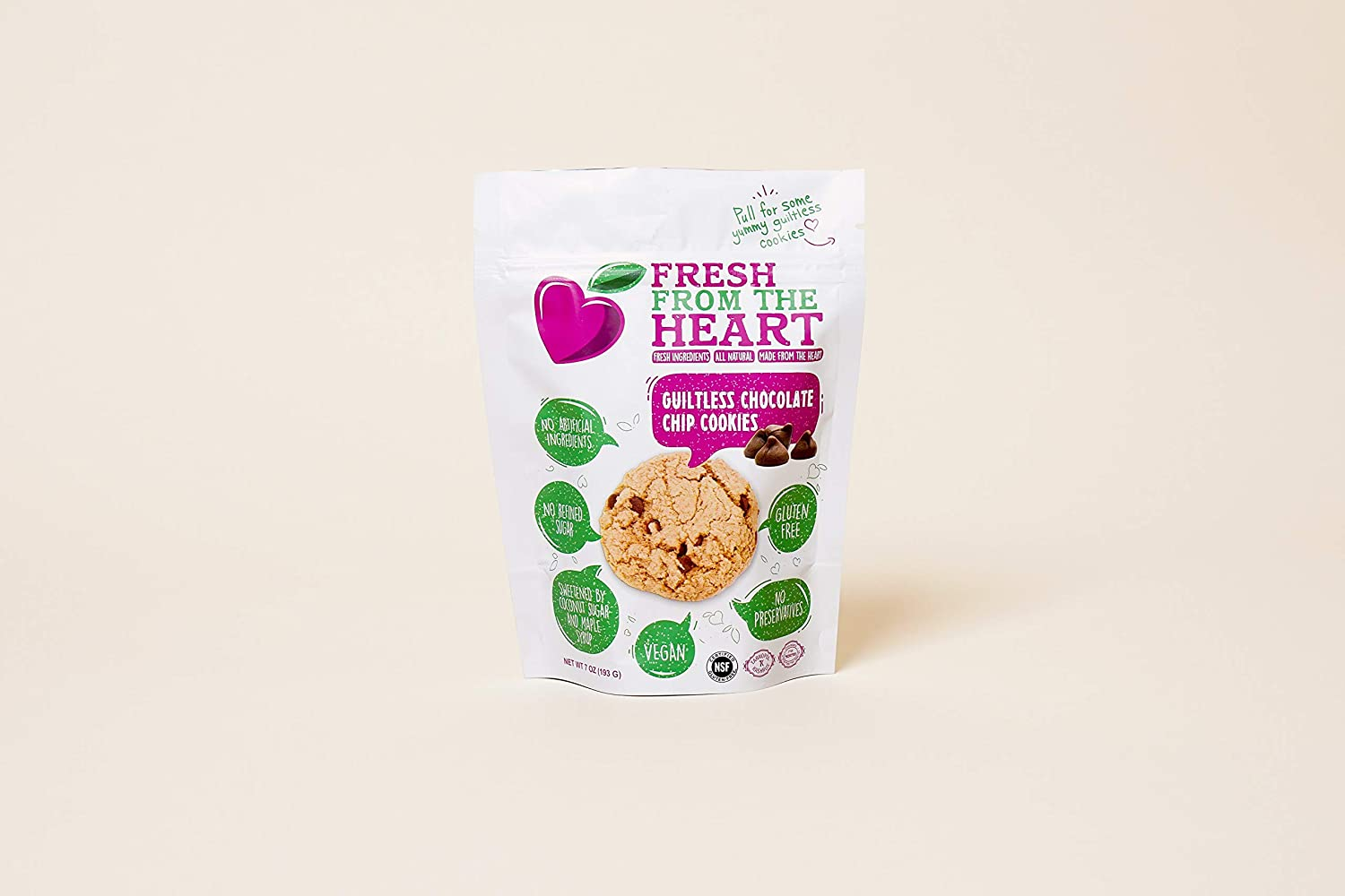 Fresh From the Heart Healthy Ranking TOP3 Gluten-Free Cookies Virginia Beach Mall Vegan and 100%