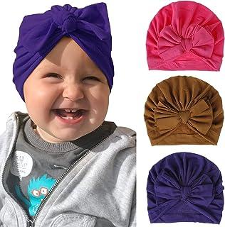 6 قطع عصابات رأس لطيفة لحديثي الولادة للبنات حديثي الولادة مع فيونكات أكسسوارات للشعر