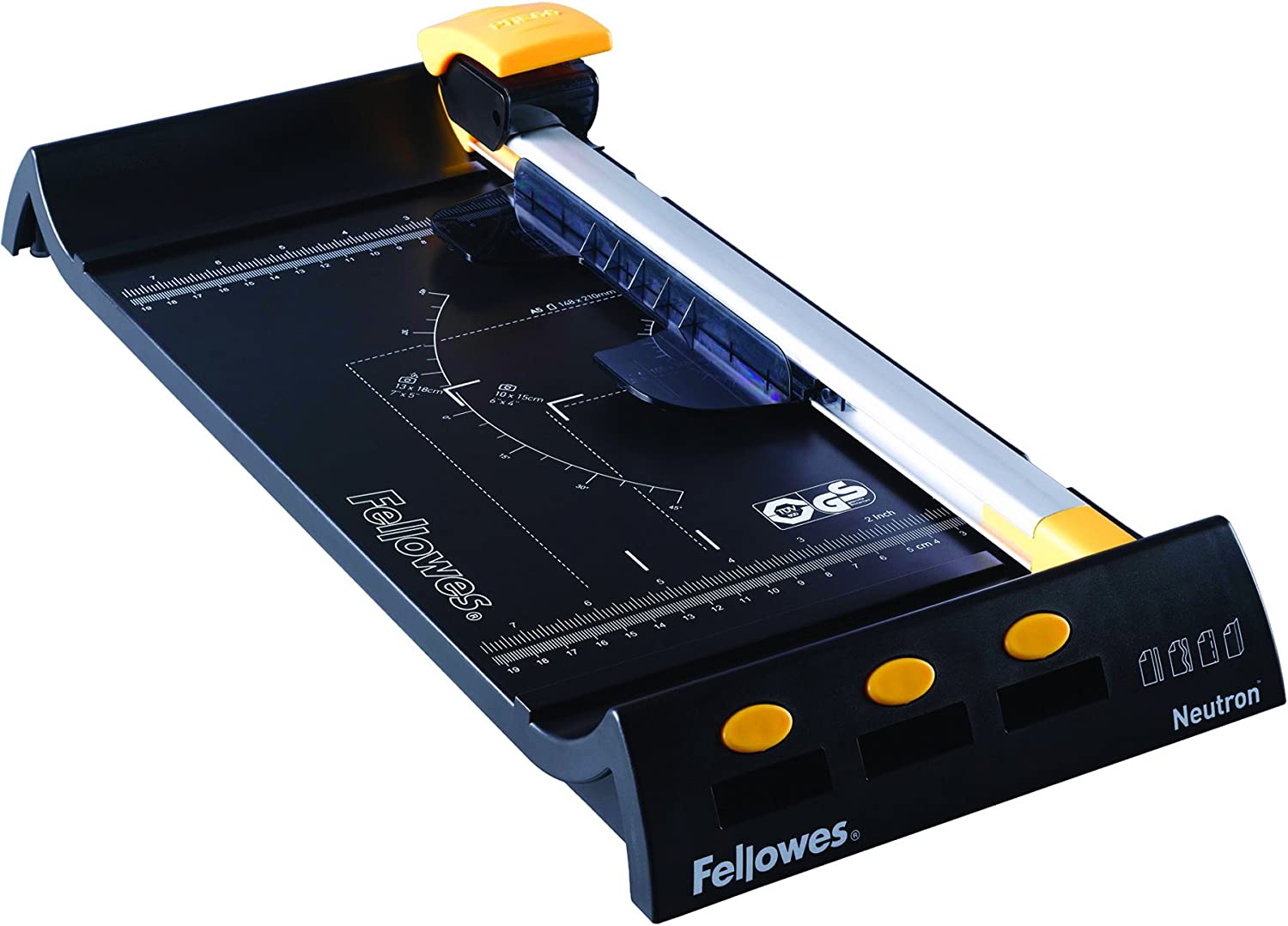 Max Ranking integrated 1st place 67% OFF Fellowes Neutron A4 Paper Trimmer