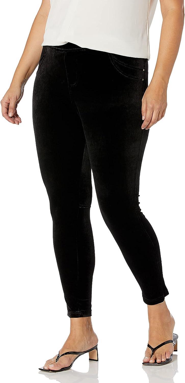 Calvin Klein Women's Plus Size Legging Ranking TOP2 Stretch Max 60% OFF Velvet