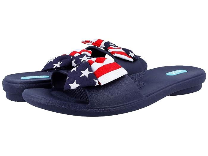 Oka-B Indy (Sapphire) Women's Shoes