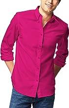 Best hot pink shirt dress Reviews