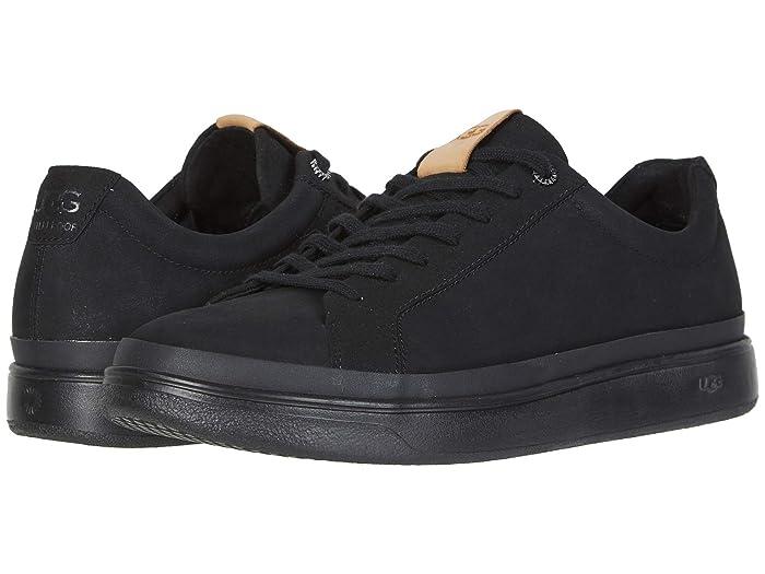 UGG  Cali Sneaker Low WP (Black) Mens Shoes