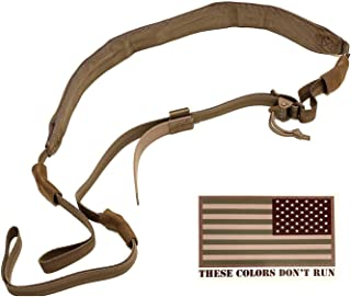 Viking Tactics - Padded 2 Point Sling - Upgrade Model - Includes American Flag Decal