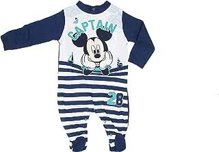 2 Body neonato bimbo da 1 a 18 mesi DISNEY minnie e topolino diverse fantasie