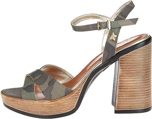 Replay Damen Sandalette Sandalette Sandalette AMNE mit Muster  am besten kaufen