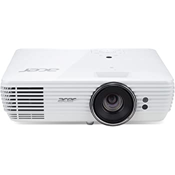 Acer H7850 DLP Projektor (Native 4k UHD 3840 x 2160 Pixel, Kontrast 1.000.000:1, 3.000 ANSI Lumen)