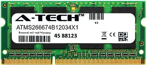 A-Tech 4GB Module for HP EliteBook 2570p Laptop & Notebook Compatible DDR3/DDR3L PC3-12800 1600Mhz Memory Ram (ATMS266674B12034X1)