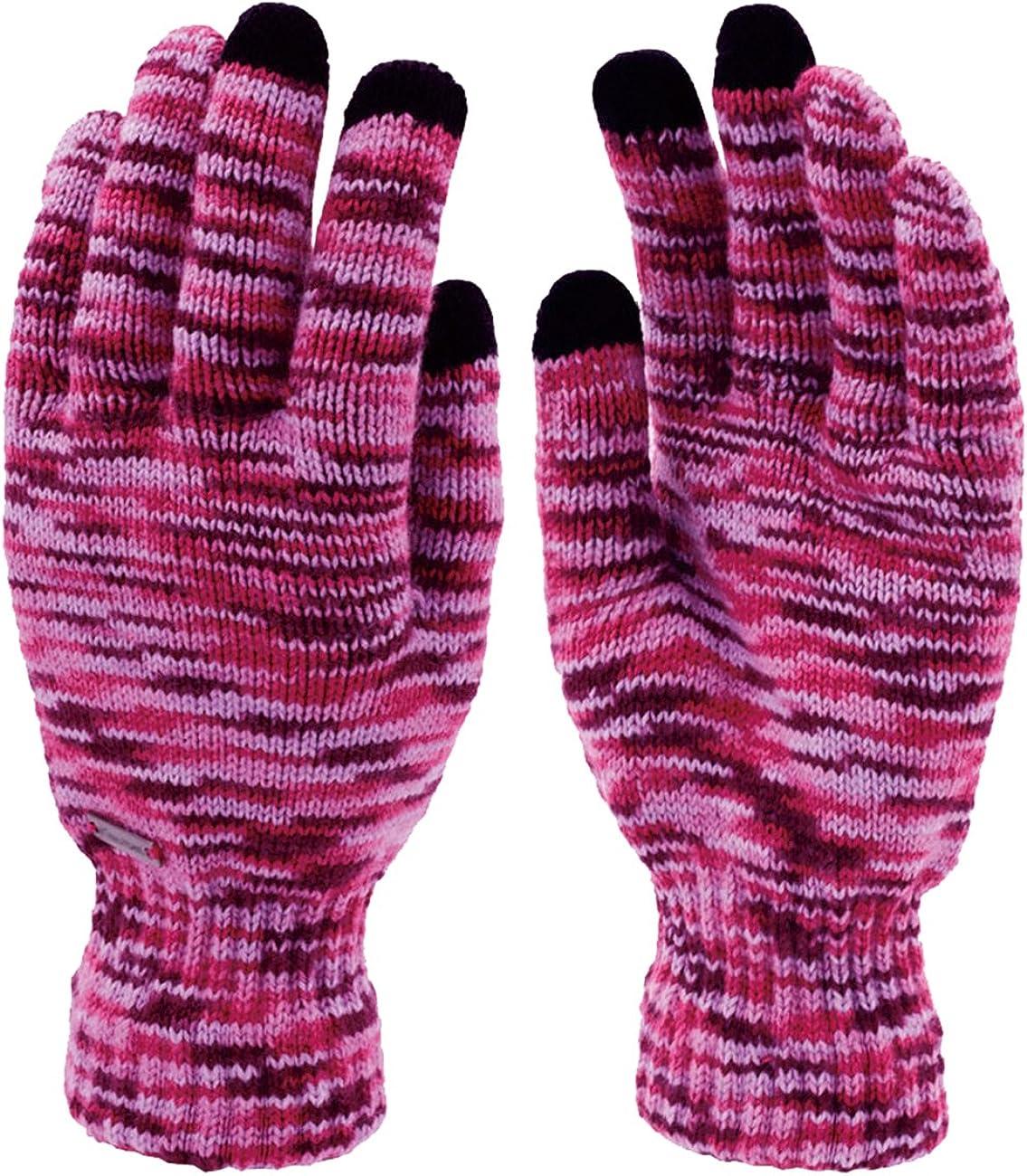 MOUNT TEC Ladies Space Dye Knit Gloves
