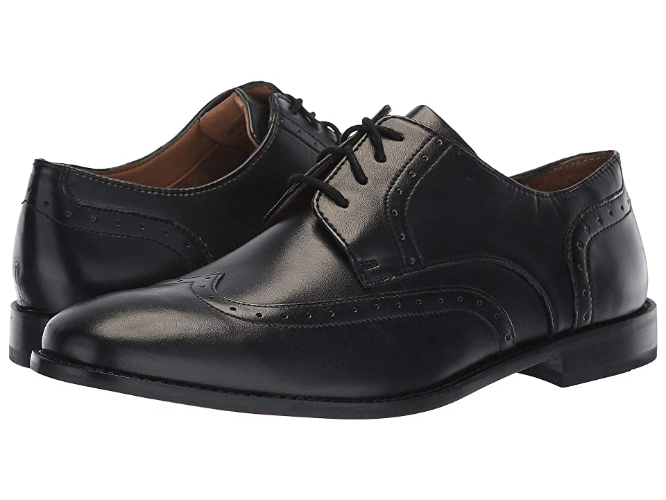 Florsheim Saluzzo Wing Tip Oxford (Black) Men