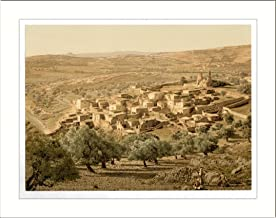 General view Bethany Holy Land (West Bank), c. 1890s, (L) Library Image
