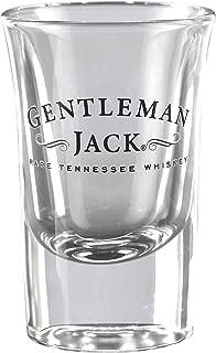 Jack Daniel's Licensed Barware Gentleman Jack Shot Glass