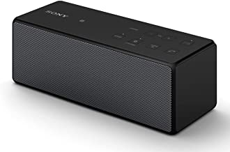 Sony SRSX3 Portable NFC Bluetooth Wireless Speaker (Black) with Speakerphone (Discontinued by Manufacturer)