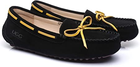 UGG AUSTRALIAN SHEPHERD Mino Women's Moccasin Shoes