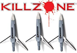 NAP Killzone Mechancial Broadhead 125 Grain Two Blade 2