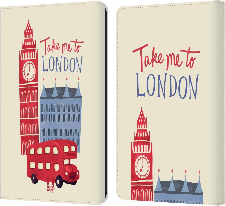 Ranking Bargain sale TOP9 Head Case Designs Travel London Leather Wallet Co Best Book