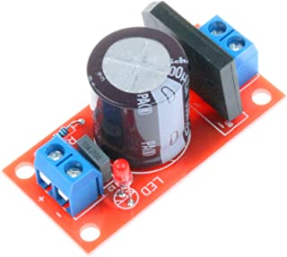 NOYITO 8A Rectifier Filter Power Supply Board AC to DC Single Power Supply Board