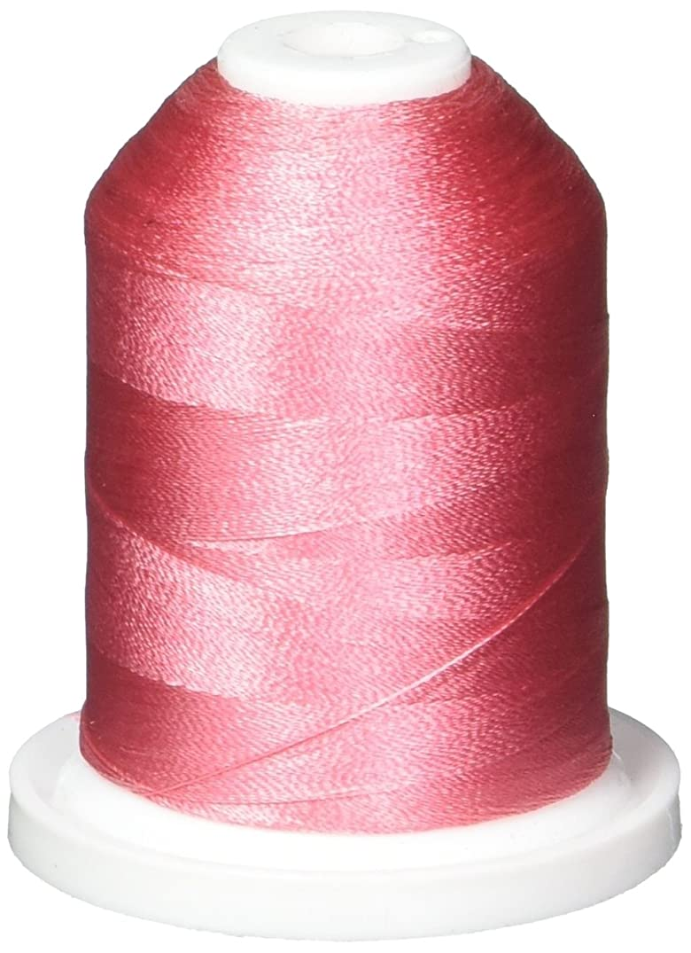 Robison-Anton Rayon Super Strength Thread, 1100-Yard, Rose Cerise