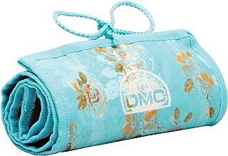DMC U1637 Stitchbow Floral Needlework Roll, Light Blue