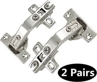 135 Degree Special Corner Folded/Folden Kitchen Cabinet/Cupboard Door Hinges For Combination With Screws;2 pairs