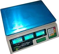 Balança Eletrônica Digital Bivolt Alta Precisão 40kg