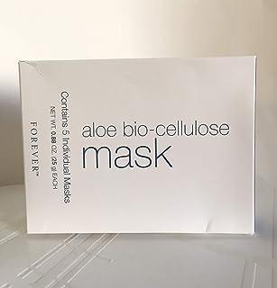 Forever Living Aloe Bio-Cellulose Face Masks (5 Pack)
