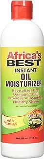 Africa's Best Instant Oil Moisturizer, 12 Ounce
