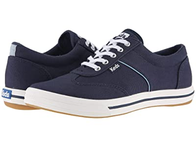 Keds Courty Twill (Navy) Women