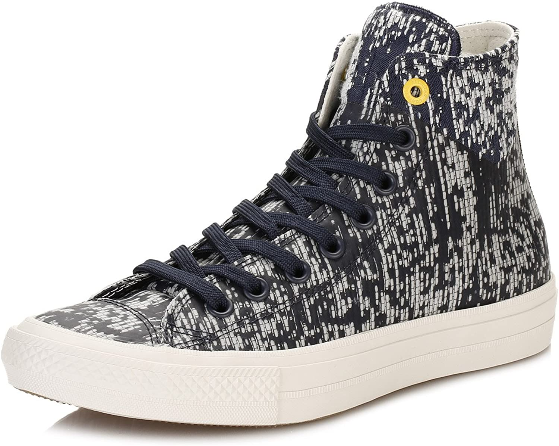 Converse Chuck Taylor II All Star Hi Top Sneaker Shield Rubber bluee