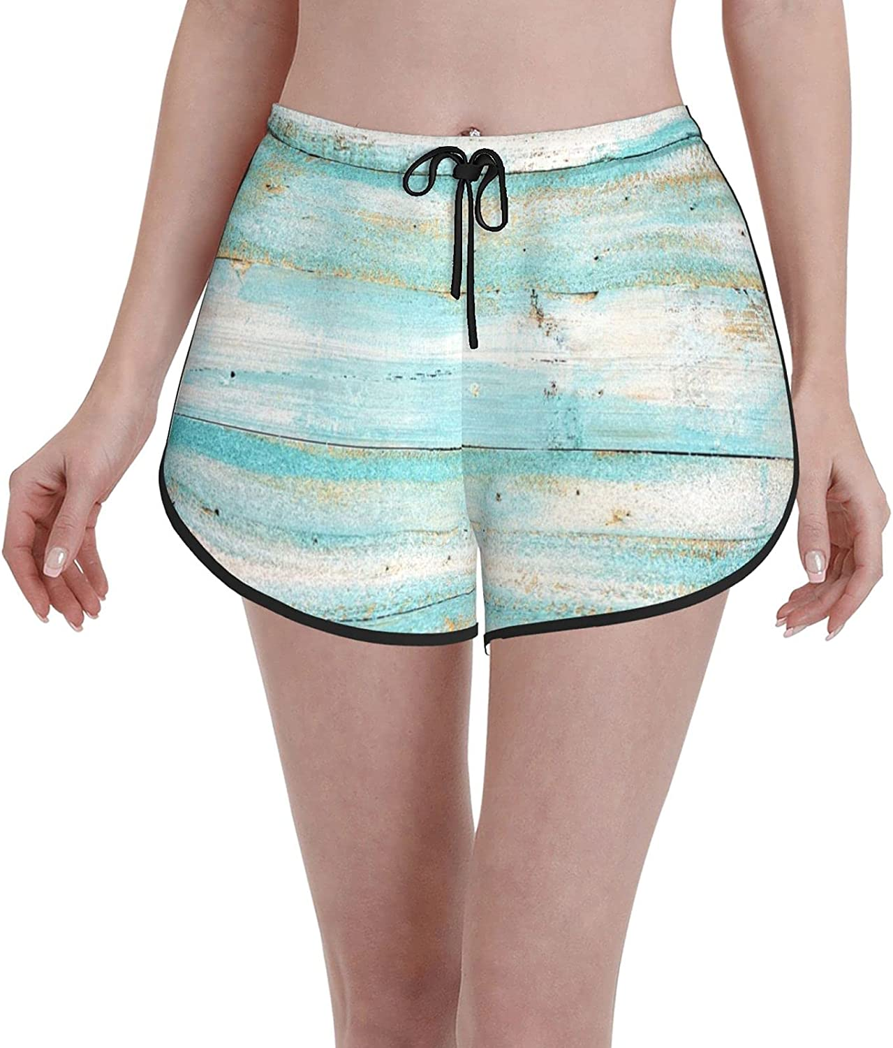 Comfortable Casual Board Shorts for Vintage Wo Beach Girls Fresno Mall Max 77% OFF Women