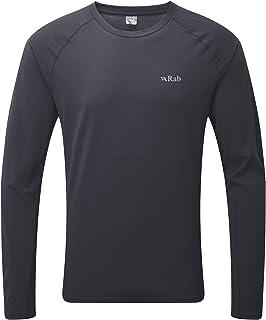 Rab Force LS Tee Men ink 2020 Longsleeve Shirt