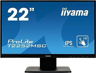 iiyama T2252MSC-B1 Monitor Táctil IPS LED 54,6 cm (22