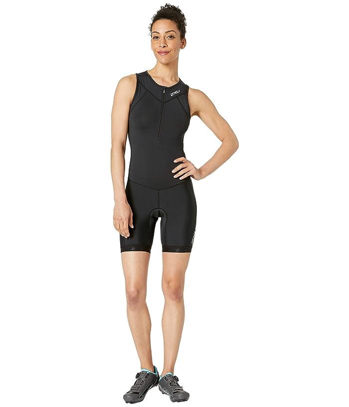 2XU Active Trisuit (Black/Black) Women