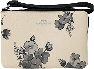 Coach Fairy Tale Floral Print Small Wristlet