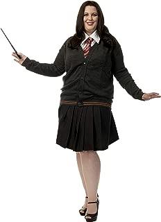 Harry Potter Hermoine Ladies Plus Size Costume