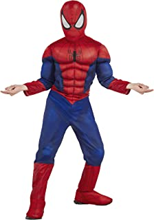 Ultimate Spider-Man Muscle Chest Spider-Man Child Costume