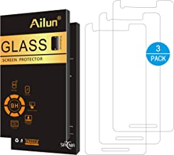 Ailun Screen Protector for Google Pixel 2 5Inch 3Pack Tempered Glass 9H Hardness Ultra Clear Bubble Free Anti Scratch Shatter Fingerprint Oil Stain Case Friendly