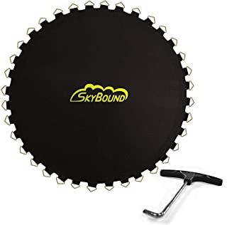 SkyBound Standard Replacement Trampoline Mats with Free Spring Tool