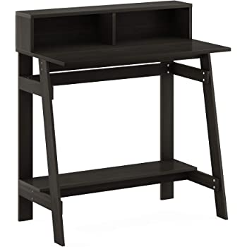 Furinno Simplistic a Frame Computer Desk, Espresso