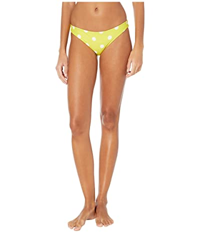 MIKOH SWIMWEAR Zuma 2 Bottoms (Pineapple Polka Dot) Women