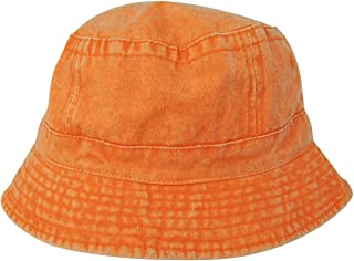 776e81bd36d DALIX Bucket Hats Washed Cotton (Camouflage + Solid Color Styles- L XL Sizes