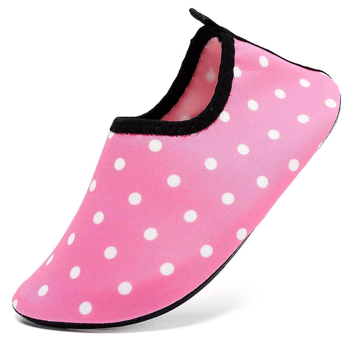 CIOR Women Quick-Dry Water Sports Kid's Aqua Swimming Shoes Socks for Men