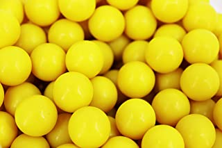 Valken Fate Paintballs - 50cal - 2,000ct - Yellow/Yellow-Yellow Fill