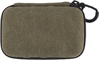RYOT SmellSafe Krypto-Kit Hard Shell Case | Premium Smell Proof Carbon Filter Odor Free Case | Freshness Pod Storage, Elastic Storage Loop, Metal Poker | Glass Pipe Case, Vape Case