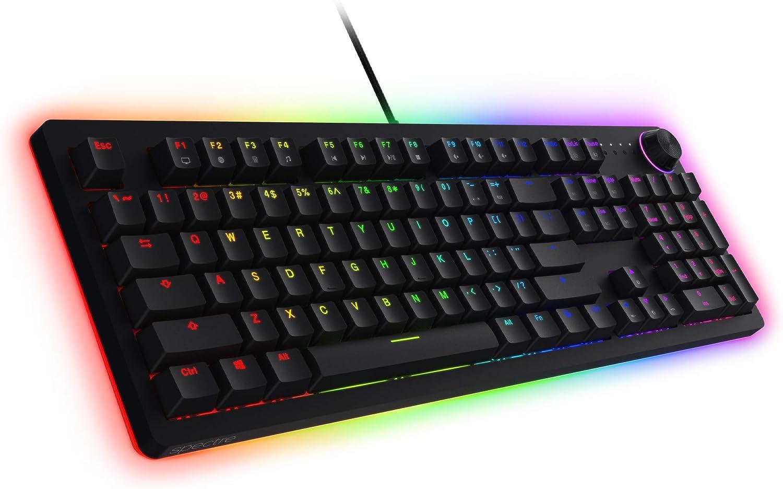 Tecware Spectre Pro, RGB Mechanical Keyboard, RGB LED (Outemu Red)