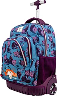 Nico - Mochila Trolley Travel GTS, Multicolor