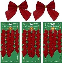 Mejor Arbol Navidad Lazos Rojos